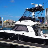 沖縄のクルージングならMURIBUSHI Ocean Service
