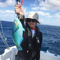 沖縄近海のレジャーフィッシング